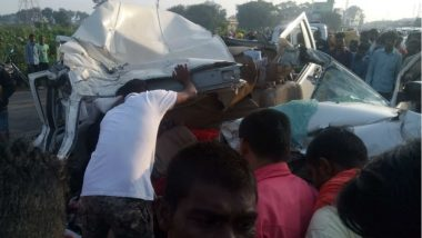 Chhattisgarh: Major Road Accident in Rajnandgaon, Nine of a Family Killed