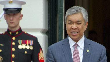 Malaysia's ex-Deputy PM Ahmad Zahid Hamidi Arrested by Anti-corruption Body