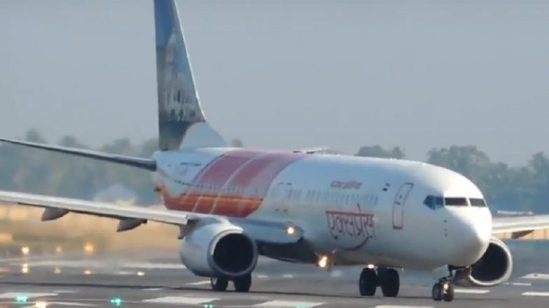 Air India Mumbai-Newark Flight Makes Emergency Landing at London Stansted Airport After Hoax Bomb Threat
