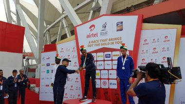 Airtel Delhi Half Marathon Men's, Women's Defending Champions Andamlak Belihu and Tsehay Gemechu Eye Course Records on Sunday