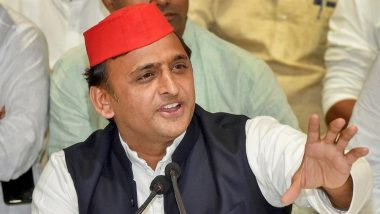 Akhilesh Yadav Tests Positive for COVID-19, SP Leader Isolates Himself