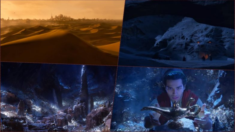 Aladdin Teaser Trailer Video Out: Mena Massoud Makes an Appearance in Disney's Live Action, but Where's Will Smith and Naomi Scott?