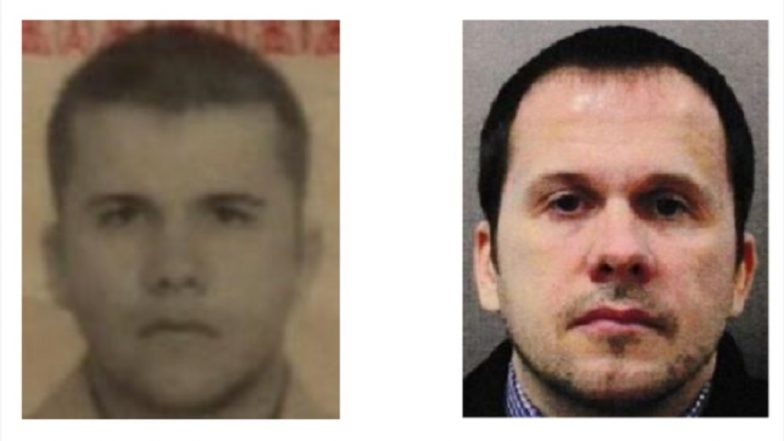 Second Suspect Accused of Novichok Poisoning in Salisbury Outed To Be Medical Officer with Russia's GRU