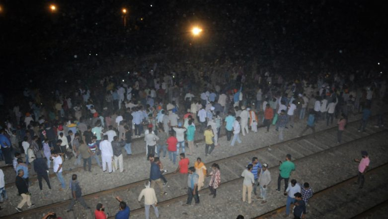 Amritsar Train Accident: No 'Temporary Caution Order' Was Issued to Alert Loco Pilot About Ravan Dahan Event Near Tracks