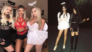 Angel Costume and Makeup Ideas for Halloween 2018: Easy and Quick Ways You Can DIY Sexy Angel Look