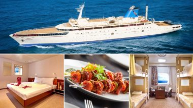 Angriya Cruise Latest Pictures and Videos Will Make You Want to Book Your Tickets Immediately and Get Aboard The Luxurious Journey to Goa