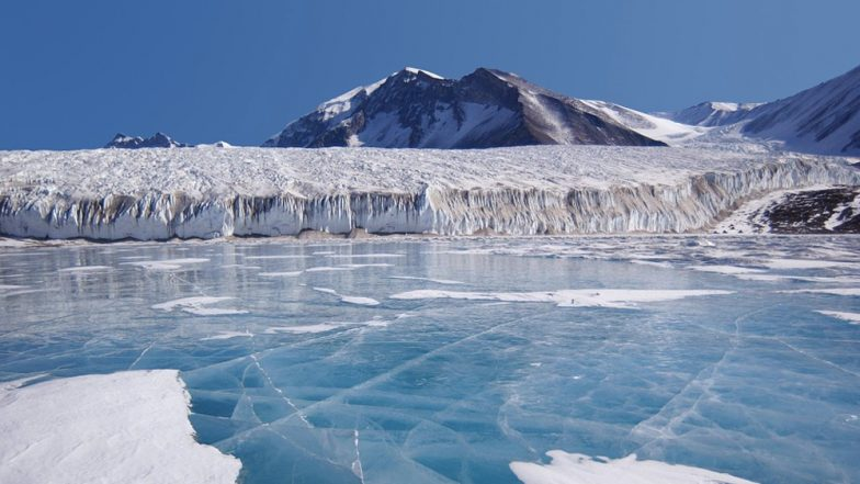 Antarctic Ice is Making Creepy Sounds Due to Seismic Change and Winds, Watch Video