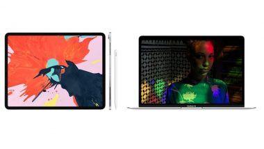 Apple Launches 2018 iPad Pro, New MacBook Air & 2018 Mac Mini Range: Check Prices & Specifications