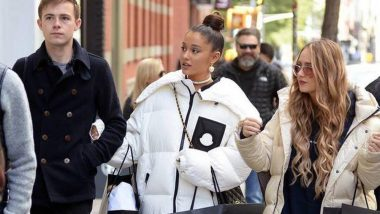 Ariana Grande Resorts To Chanel And Retail Therapy To Get Over Breakup With Pete Davidson