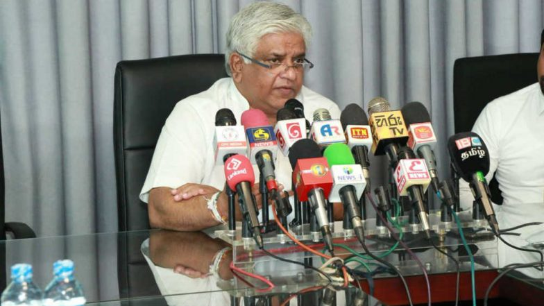 Arjuna Ranatunga Says Sri Lanka Heading for World Cup Disaster
