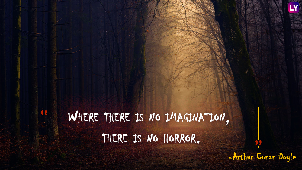 Scary Halloween 2018 Quotes Most Witty Quotes About Everybodys