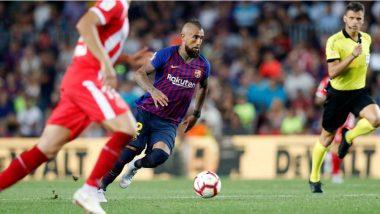 Arturo Vidal 'Lacked Respect' for Teammates, Says Barcelona Sporting Director