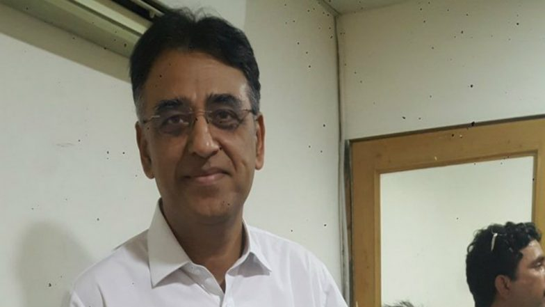 Pakistan Ready to Share Details of CPEC Debts with IMF for Bailout Package: FM Asad Umar