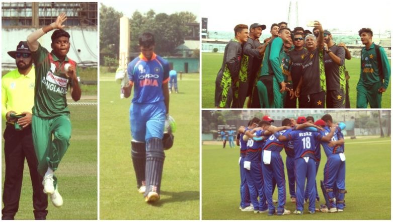 2018 ACC Under-19 Asia Cup Schedule: Match Dates, Fixture Timings & Venue Details As Defending Champs Afghanistan and India Begin as Favourites!