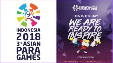 Asian Para Games 2018 Medal Tally and Standings: India Put Best-Ever Show at Games, On 9th Position With 15 Gold, 24 Silver, and 33 Bronze Medals at Jakarta!
