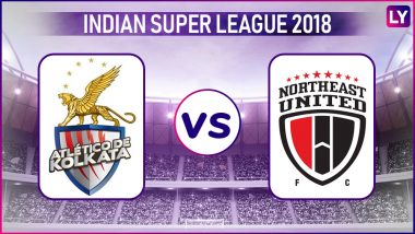 ATK vs NorthEast United, ISL 2018–19 Live Streaming Online: How to Get Indian Super League 5 Live Telecast on TV & Free Football Score Updates in Indian Time?