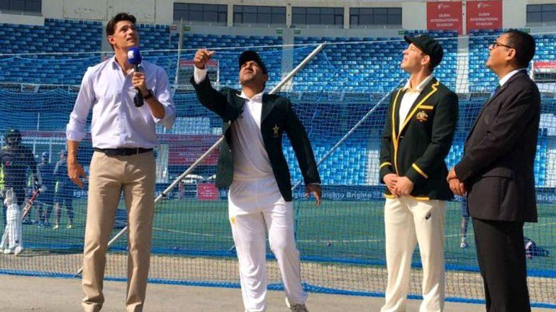 Pakistan vs Australia, 1st Test 2018 Day 1, LIVE Cricket Streaming on Hotstar and PTV Sports: Get Live Cricket Score, Watch Free Telecast of PAK vs AUS Match on TV & Online