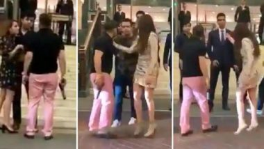 After Video of Ashish Pandey Brandishing Gun Outside Delhi Hyatt Regency Goes Viral, Police Issues Show Cause Notice to The Hotel