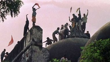 Babri Masjid Demolition Anniversary on December 6; VHP to Observe Shaurya Diwas