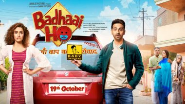Badhaai Ho Box Office Collection Day 5: Ayushmann Khurrana's New Release Hits a Half Century, Collects Rs 51.35 Crores
