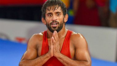 Bajrang Punia's Parents Offer Prayers Ahead Of Wrestler's Tokyo Olympics 2020 Bout (Watch Video)