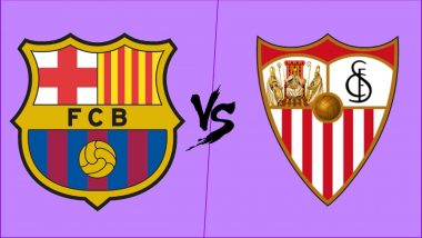 Barcelona vs Sevilla Live Streaming Online: How to Get Spanish La Liga 2018–19 Match Live Telecast on TV & Free Football Score Updates in Indian Time?