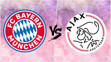 Bayern Munich vs Ajax,UEFA Champions League Live Streaming Online: How to Get CL 2018–19 Match Live Telecast on TV & Free Football Score Updates in Indian Time?