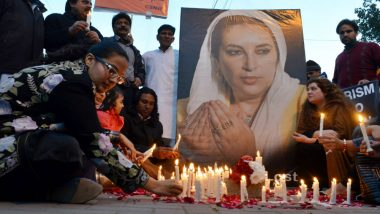 Benazir Bhutto Murder Case: SC Rejects Petition Seeking Police Officers' Bail Suspension