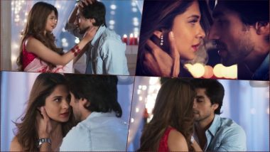 Bepannah's Zoya and Aditya to Consummate Their Marriage! See Romantic Videos of Jennifer Winget and Harshad Chopda