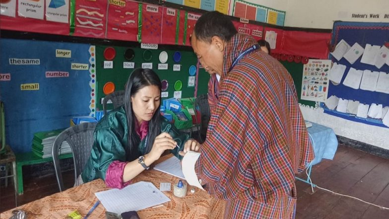 Bhutan Votes in Final Phase of Elections, Results Expected to be Announced on Friday