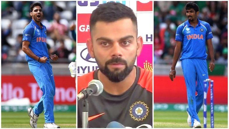 India's Squad for Last 3 ODIs vs WI Announced: Jasprit Bumrah and Bhuvneshwar Kumar Return, Mohammed Shami Left Out!