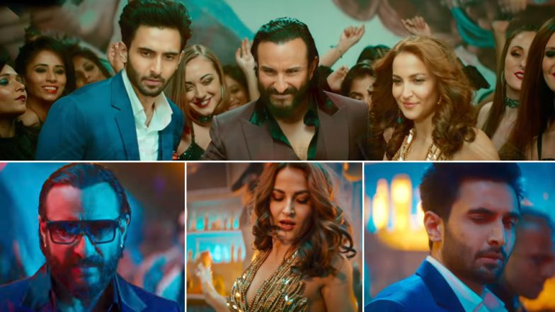 Baazaar Song Billionaire: Yo Yo Honey Singh Plays in His Comfort Zone in This Party Track Featuring Saif Ali Khan, Rohan Mehra and Elli Avram - Watch Video