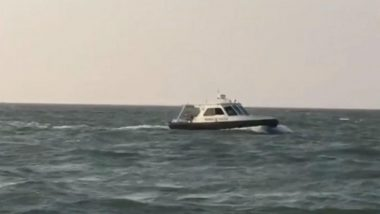 55 Migrants Rescued, Baby's Body Recovered from a Boat in Western Mediterranean Sea