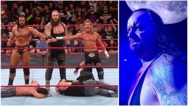 WWE RAW Results and Video Highlights, October 2, 2018: Kane and The Undertaker Chokeslam Shawn Michaels and Triple H Before Super Show-Down Event