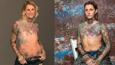 Breast Cancer Awareness Month 2018: Cancer 'Fighter' Gives Free Mastectomy Tattoos to Women Who Lost Their Breast To The Dreaded Disease
