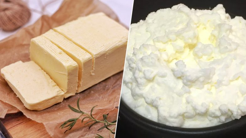 Are Butter and Makkhan The Same? Know The Meaning & Differences Between the Two Commonly-Used Milk Products