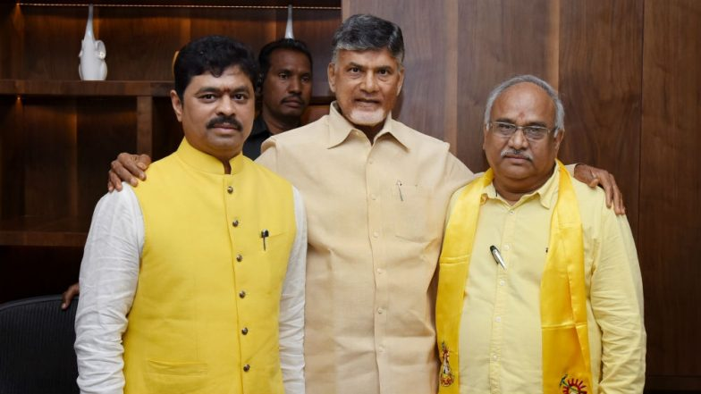 TDP MP CM Ramesh's Properties Raided by I-T Department, Andhra Leader Calls It Political Vendetta