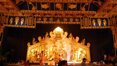 Durga Puja Pandals in Delhi: CR Park to Mayur Vihar - Pujo Pandals That You Must Not Miss In National Capital During Navratri 2018