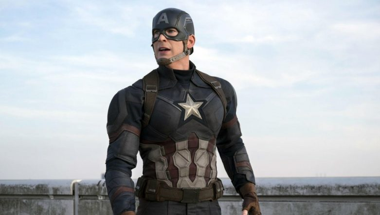 Chris Evans Gets Emotional On The Sets Of Avengers 4 As He Plays Captain America For One Last Time - View Tweet