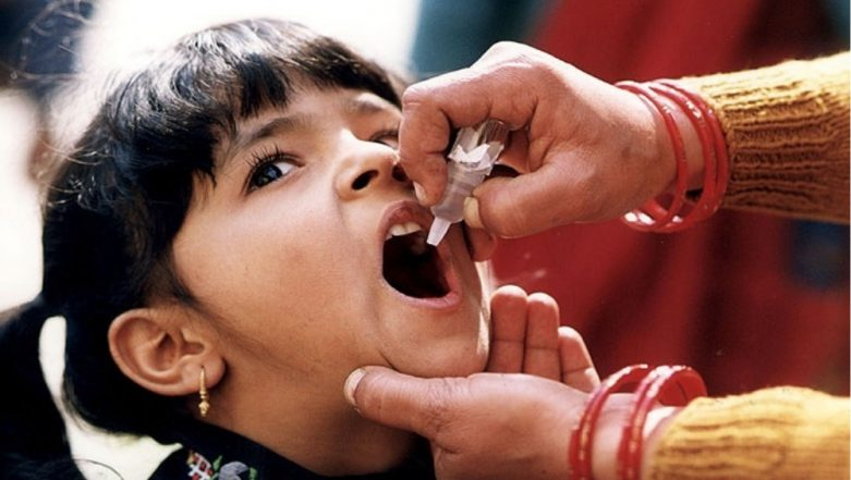 Contaminated Polio Vaccine Vials In Telangana Recalled After Eradicated Virus Found in Oral Drops For Children