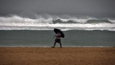 Cyclone Warning in Andhra Pradesh, Tamil Nadu Coast in Next 72 Hours; Fishermen Advised Against Venturing Into Sea From December 14