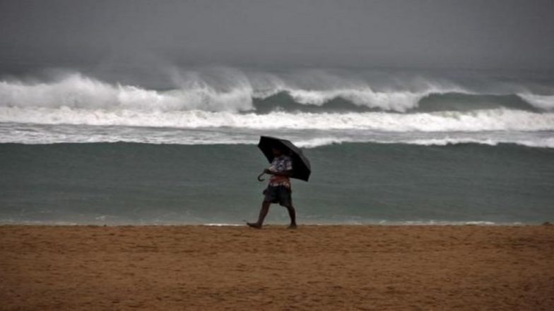 Cyclone 'Titli' Moves Towards Odisha-Andhra Pradesh Coasts