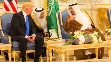 Trump Says Saudi Arabia's King Salman 'Would Not Last Two Weeks' Without U.S. Support