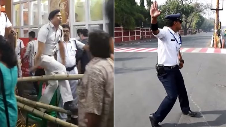 These Dancing Traffic Policemen From India Remind You No Job is Easy But Can Be Enjoyed, Watch Videos