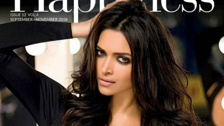 Deepika Padukone Smouldering Eyes On The Latest Magazine Cover Is Such A Tease! View Pic