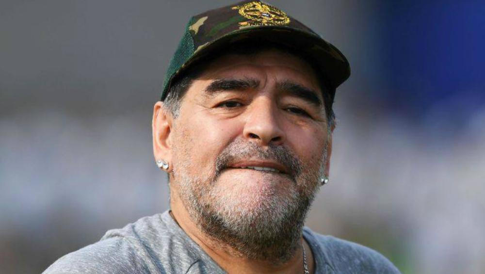 Diego Maradona Returns as Coach of Argentina's Gimnasia La Plata Two Days After Leaving