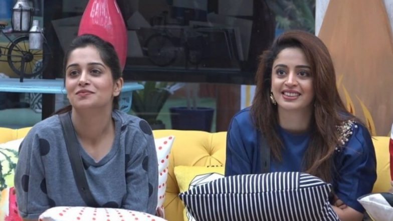 Bigg Boss 12: Dipika Kakar Says This About Nehha Pendse To The Khan Sisters And It's Shocking - Watch Video