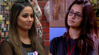 Bigg Boss 12: Dipika Kakar's Behaviour Is Like Hina Khan's, At Least That's What Deepak Thakur Thinks