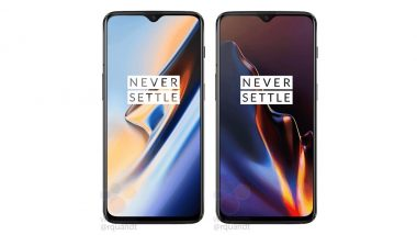 New OnePlus 6T Coming With 20MP Front Camera & Gorilla Glass 6 - Report