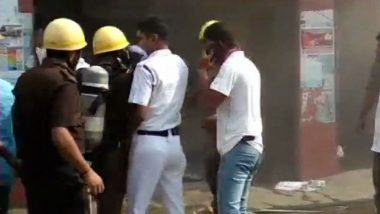 Kolkata: Fire at Kolkata Medical College and Hospital, Over 250 Patients Evacuated, 10 Fire Tenders Rushed to the Spot